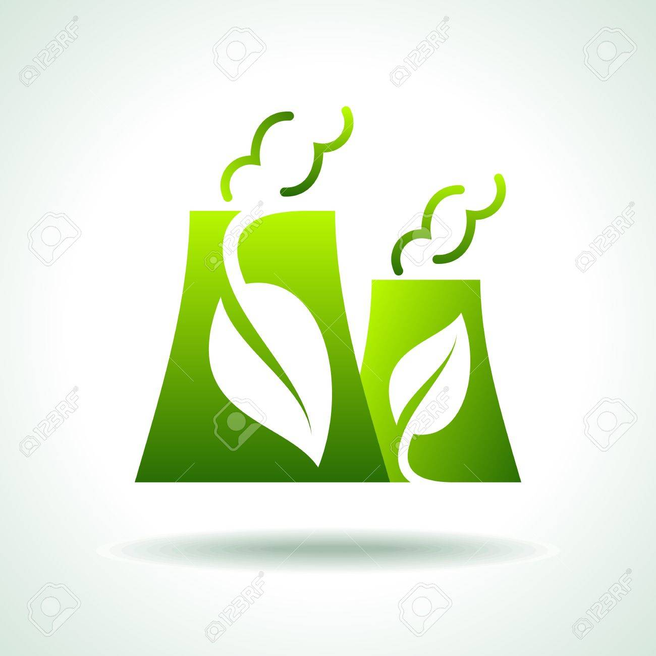 green energy generation Stock Vector - 17636946