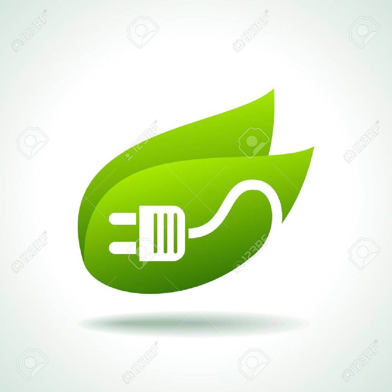 green energy power Stock Vector - 17636936