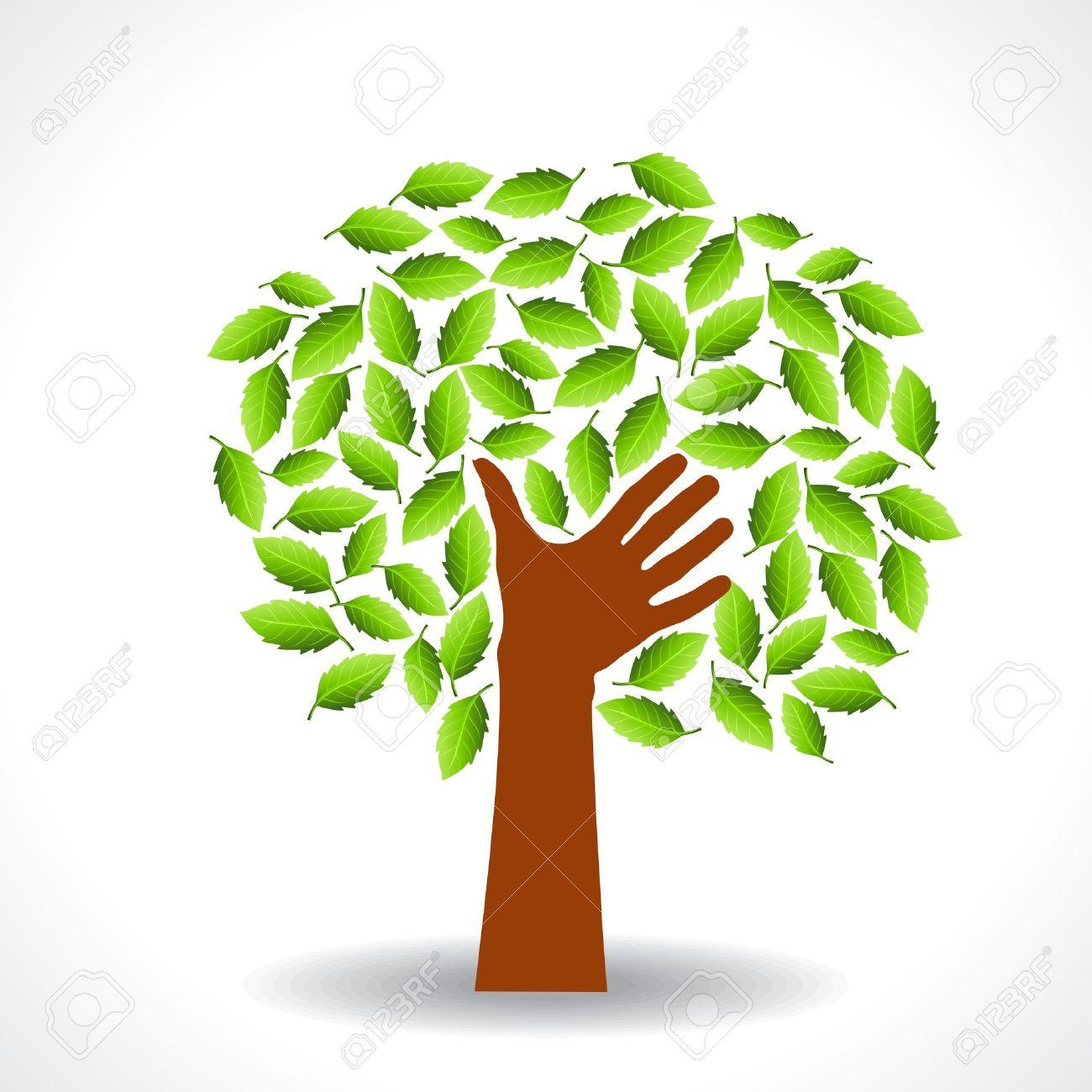Save Environment Save Tree Royalty Free Cliparts Vectors And