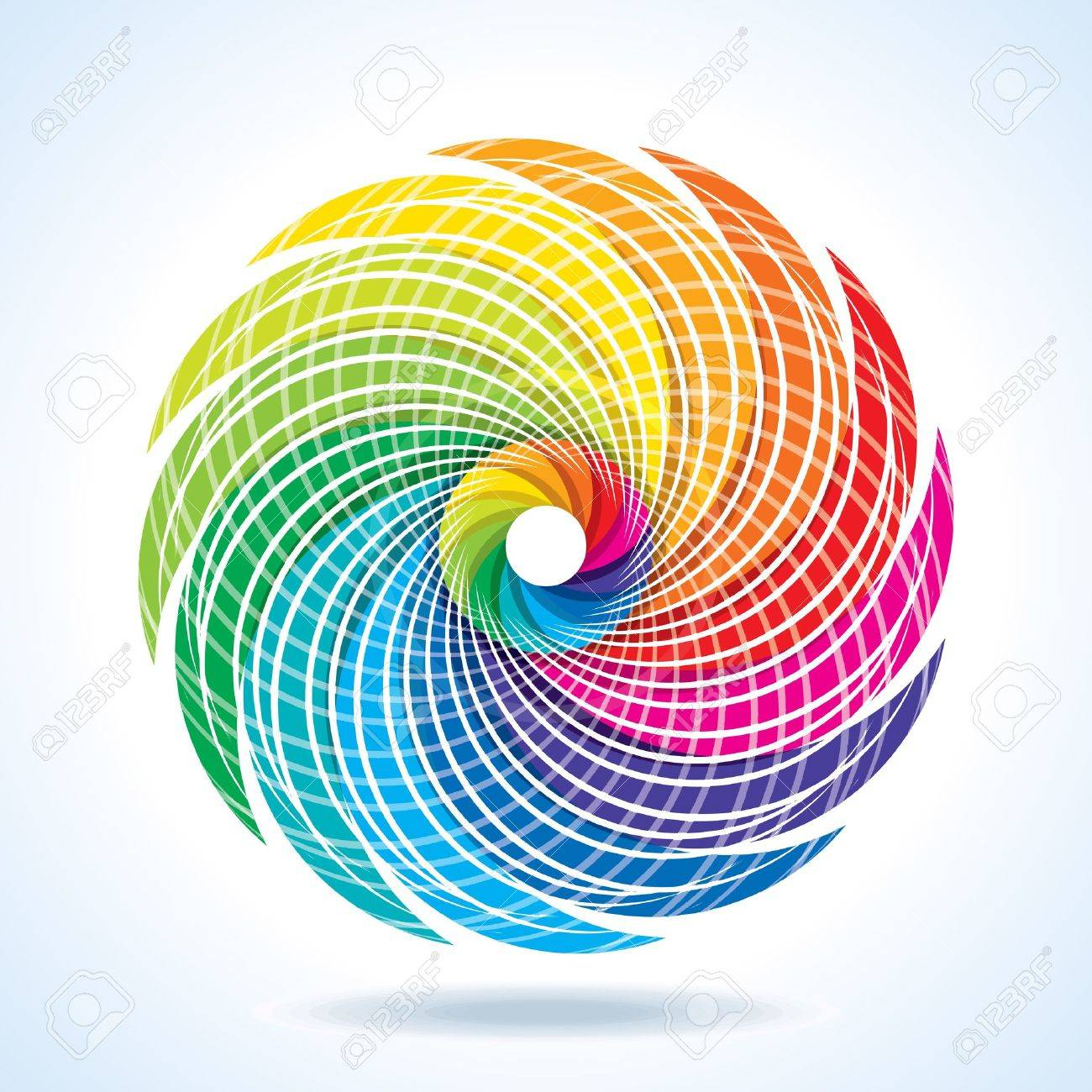 abstract colorful design Stock Vector - 19466782