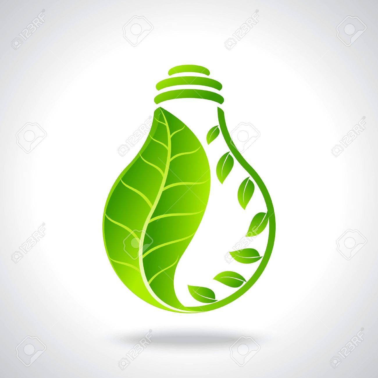 green eco energy concept Stock Vector - 21330536