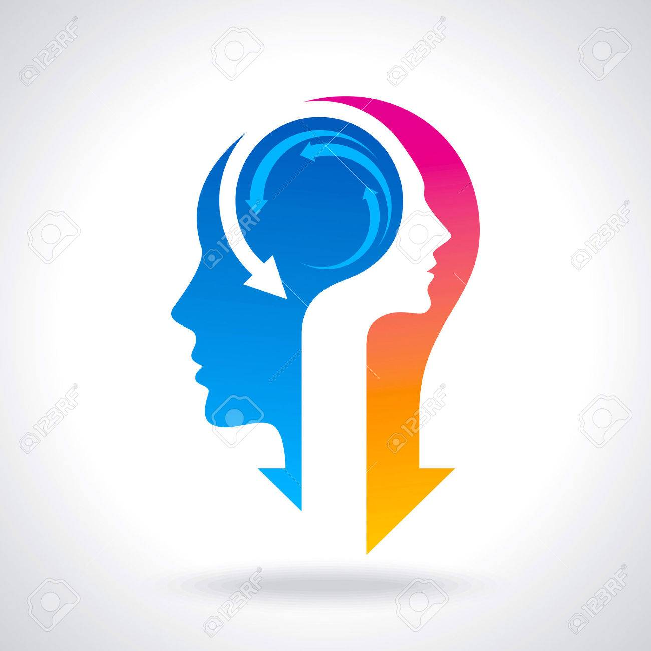 thinking business idea - 28374840
