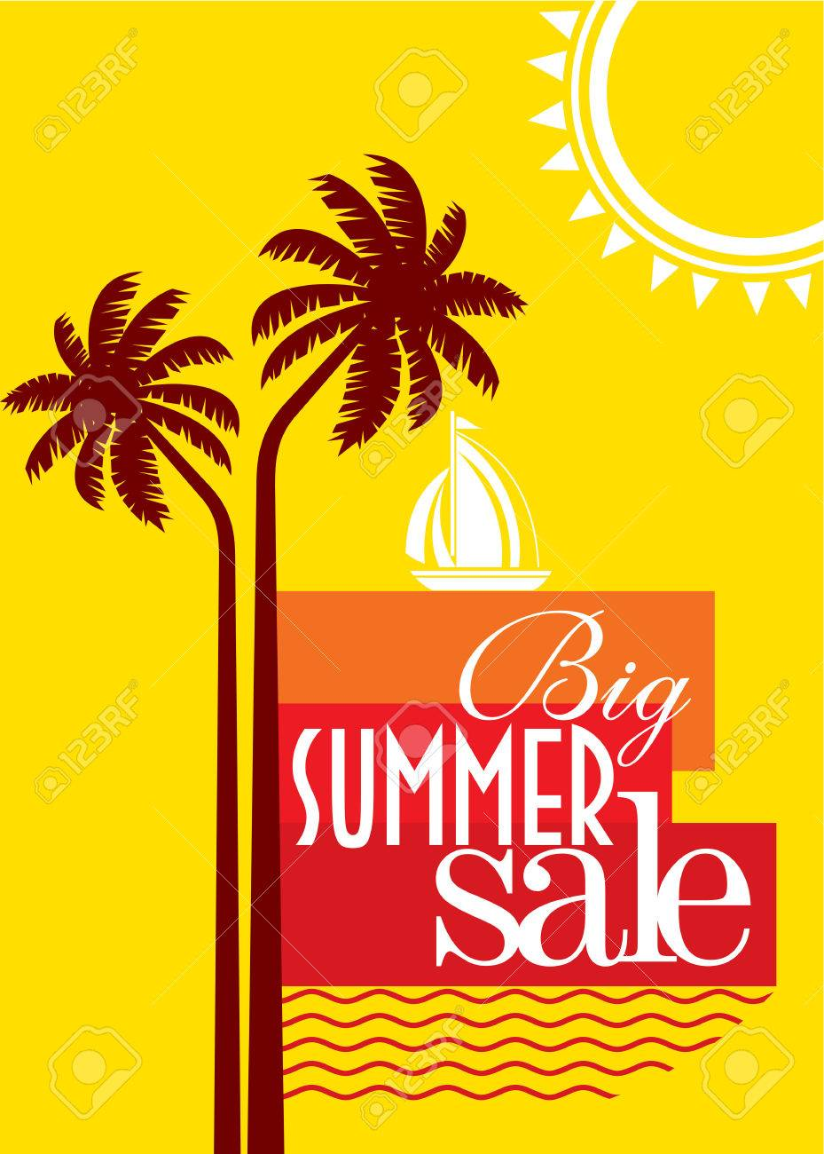 sale shopping background and label for business promotion - 39943774