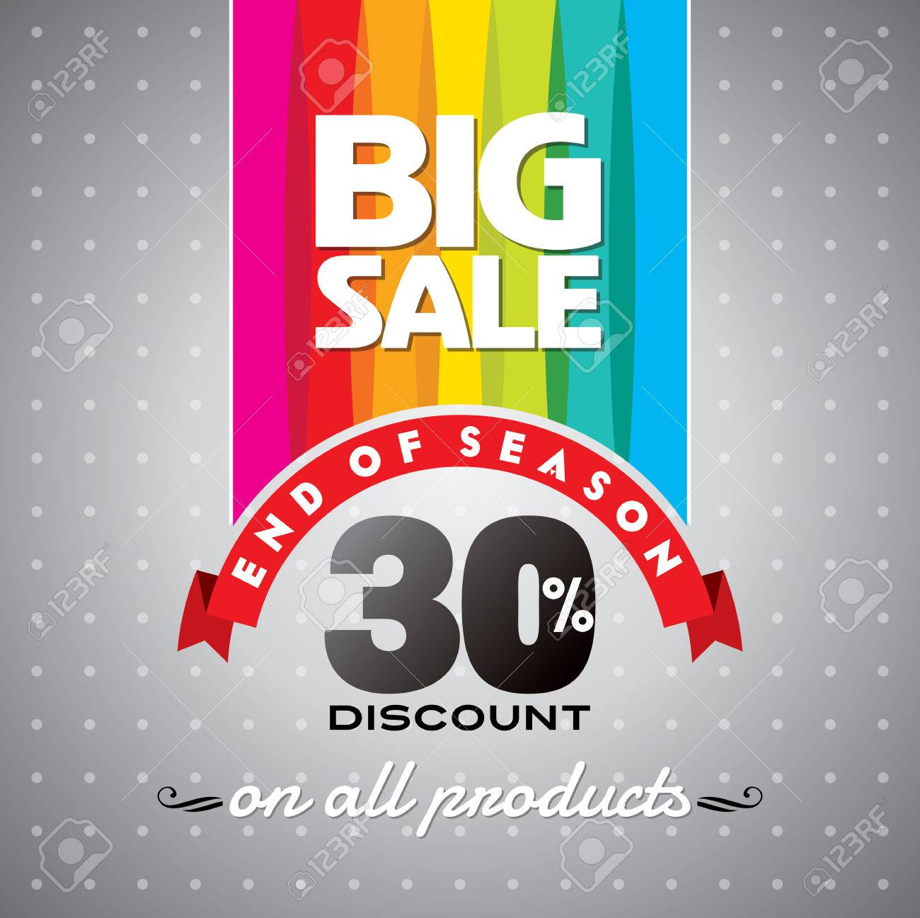 sale shopping background and label for business promotion - 39943789