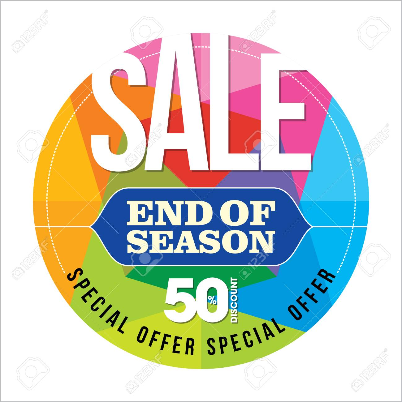 sale shopping background and label for business promotion - 39943794