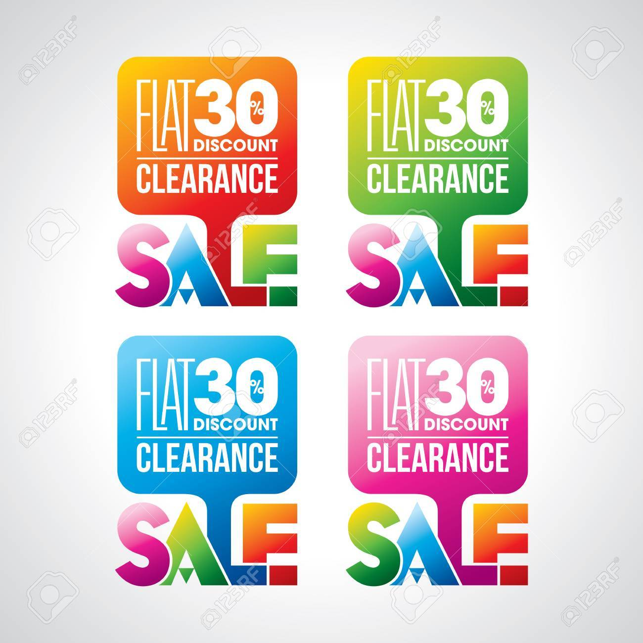 Sale shopping background and label for business promotion - 41602716