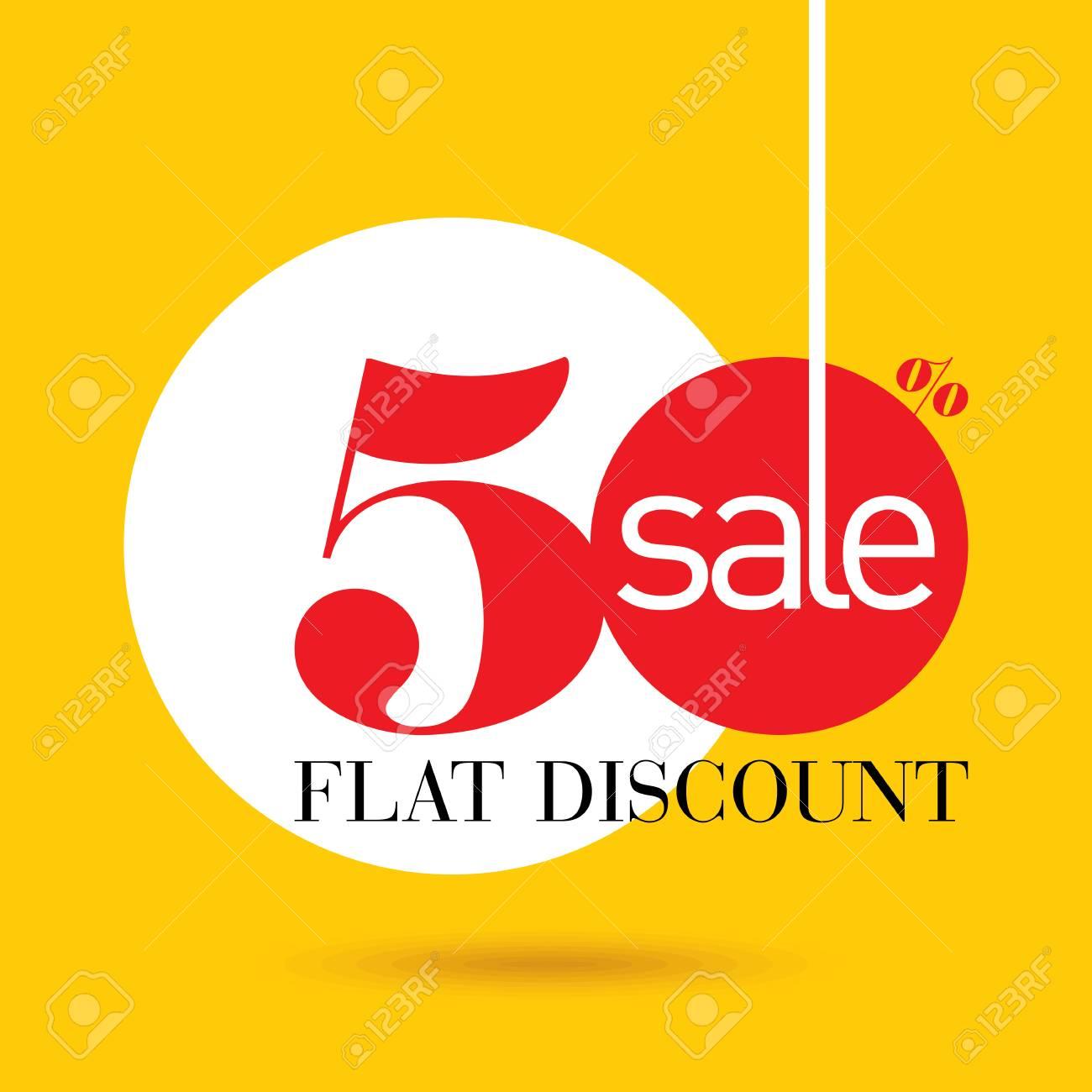 Sale design template vector - 42932153