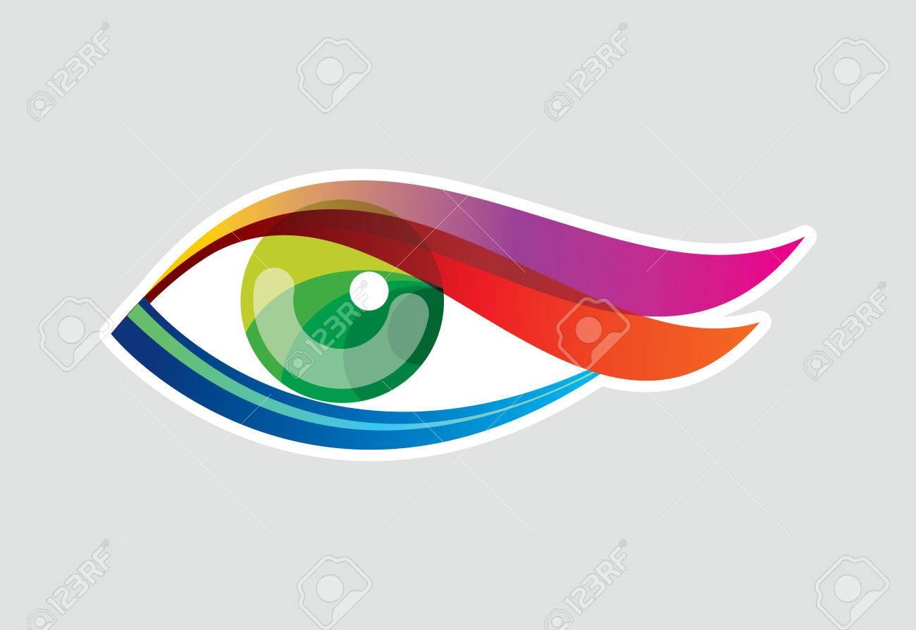 Creative Eye, Concept vector - 61574630