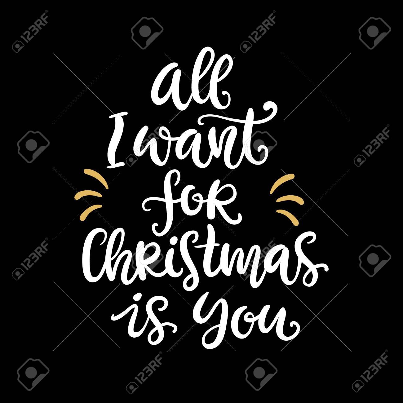 Alles Was Ich Zu Weihnachten Möchte Bist Du. Inspirierende Urlaub ...