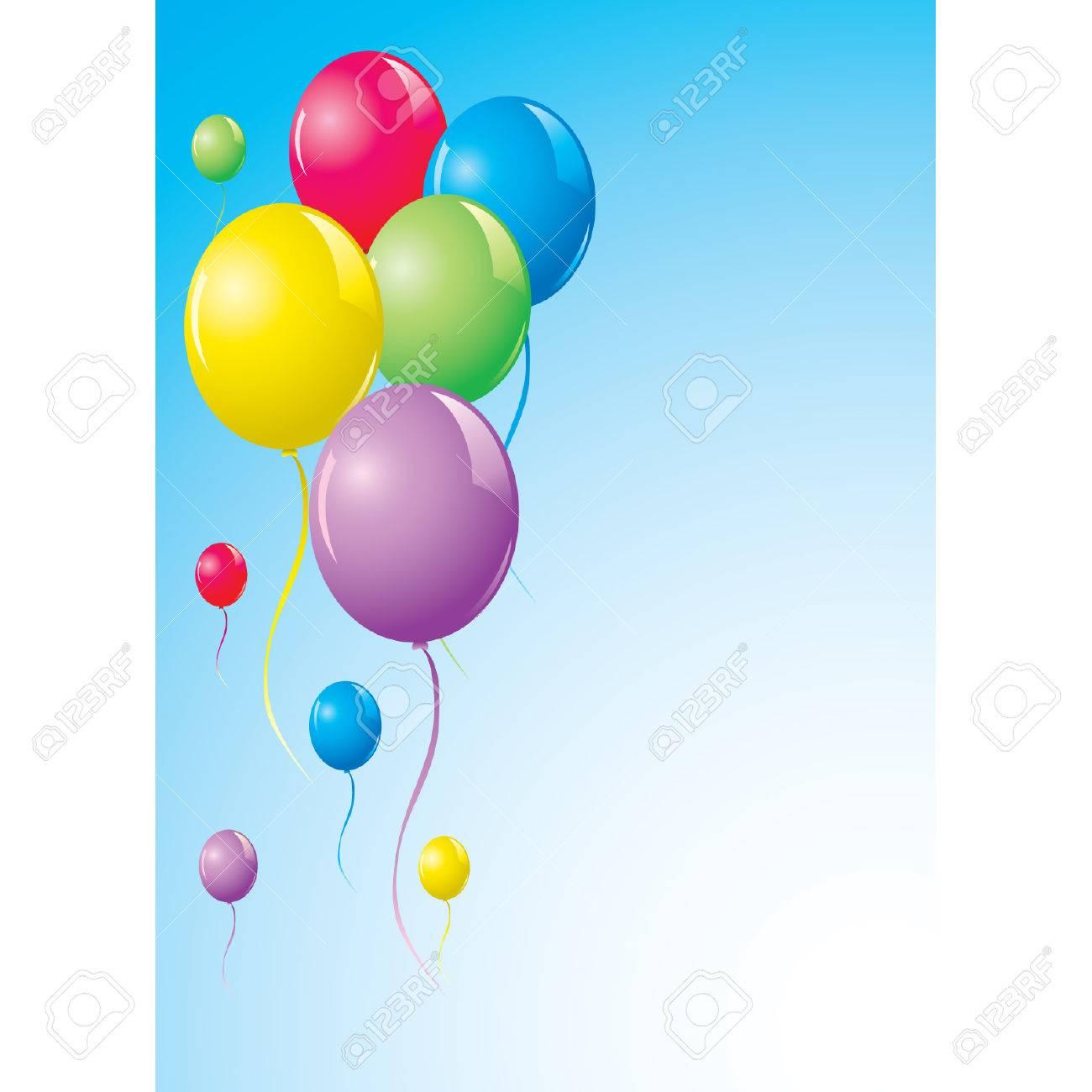 Vector Balloons Stock Vector - 2553219