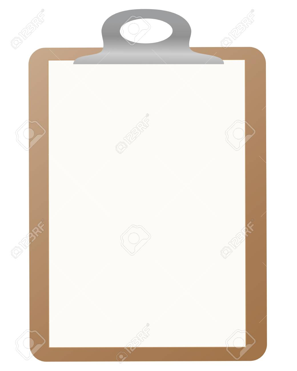 This is illustration of a Clipboard. Web icon. Stock Illustration - 11466099