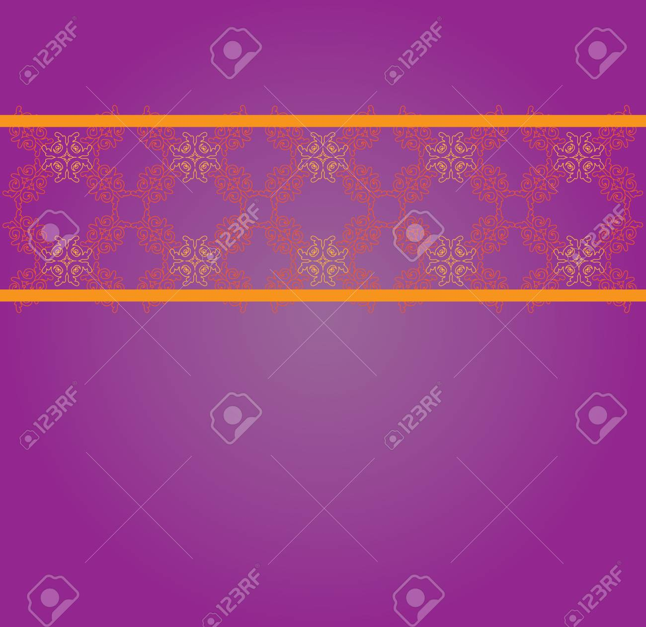 Illustration of abstract floral lace pattern texture background. Stock Vector - 17259048