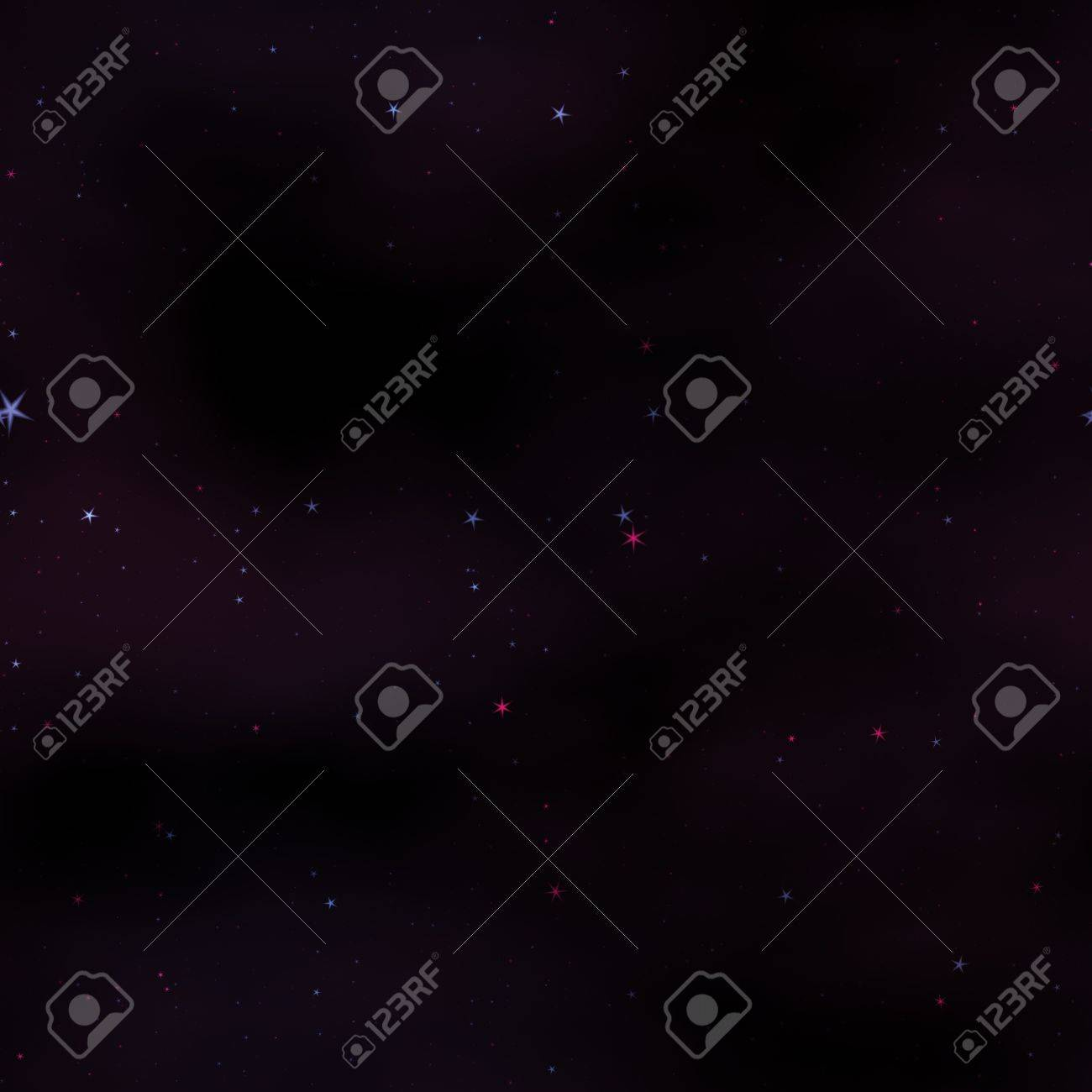 Star field in space and gas congestion background. Stock Photo - 20175451