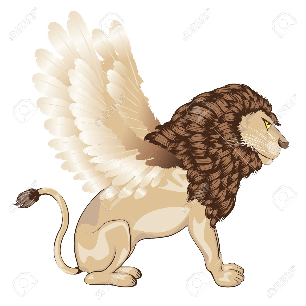 Image result for lion bird animal