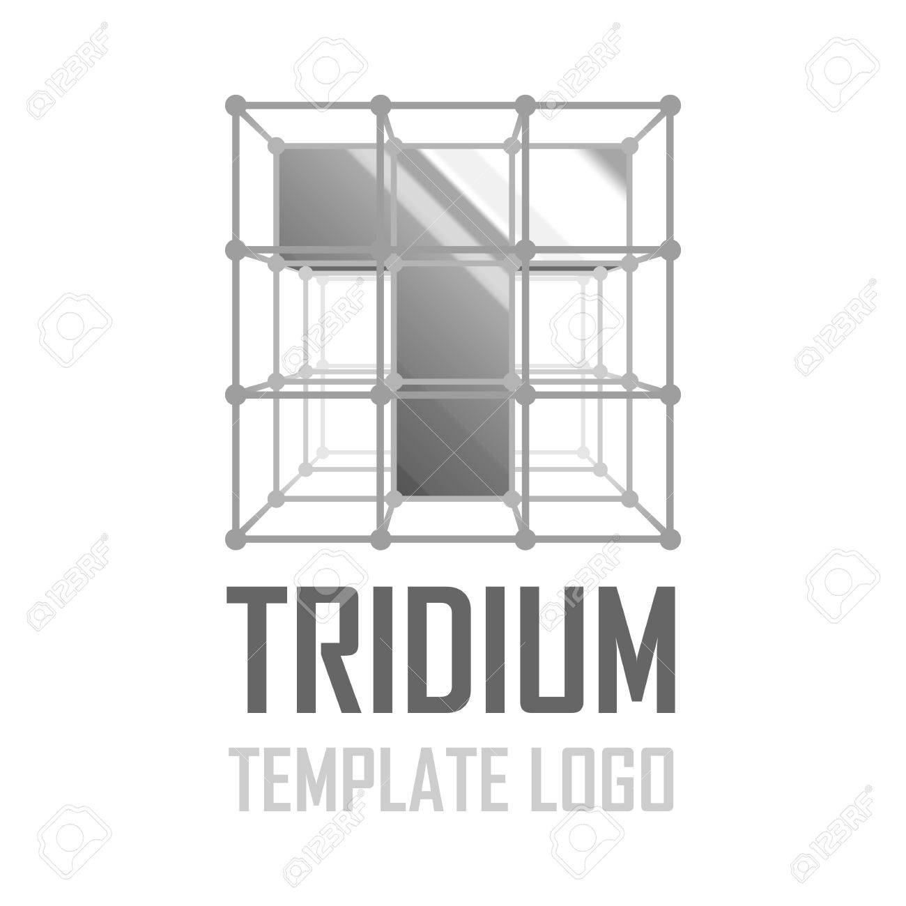 vector logo template letter t icon stylized letter t in the