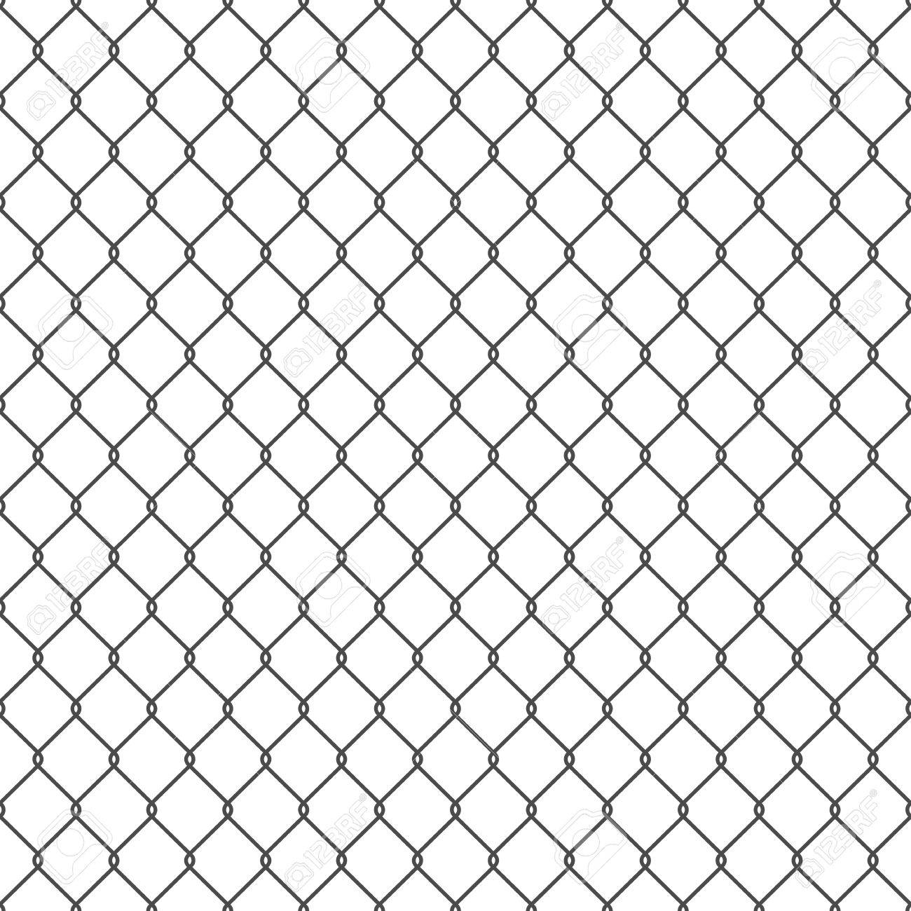 chain link fence background. Delighful Fence Vector Seamless Chain Link Fence Background EPS10 Stock  69002748 For Chain Link Fence Background