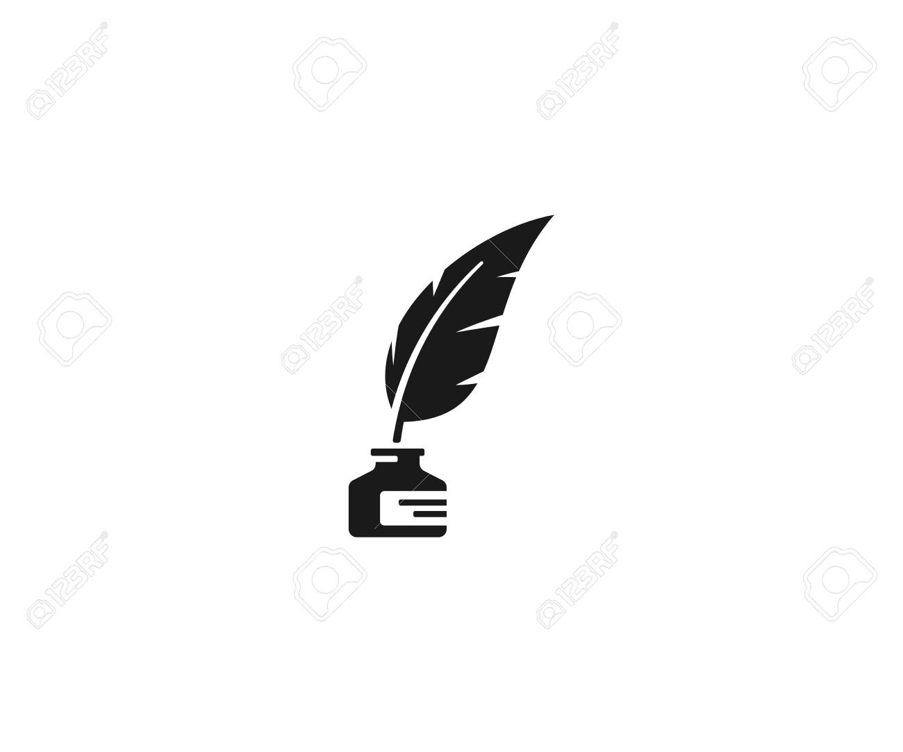 Free Quill Pen Clipart in AI, SVG, EPS or PSD