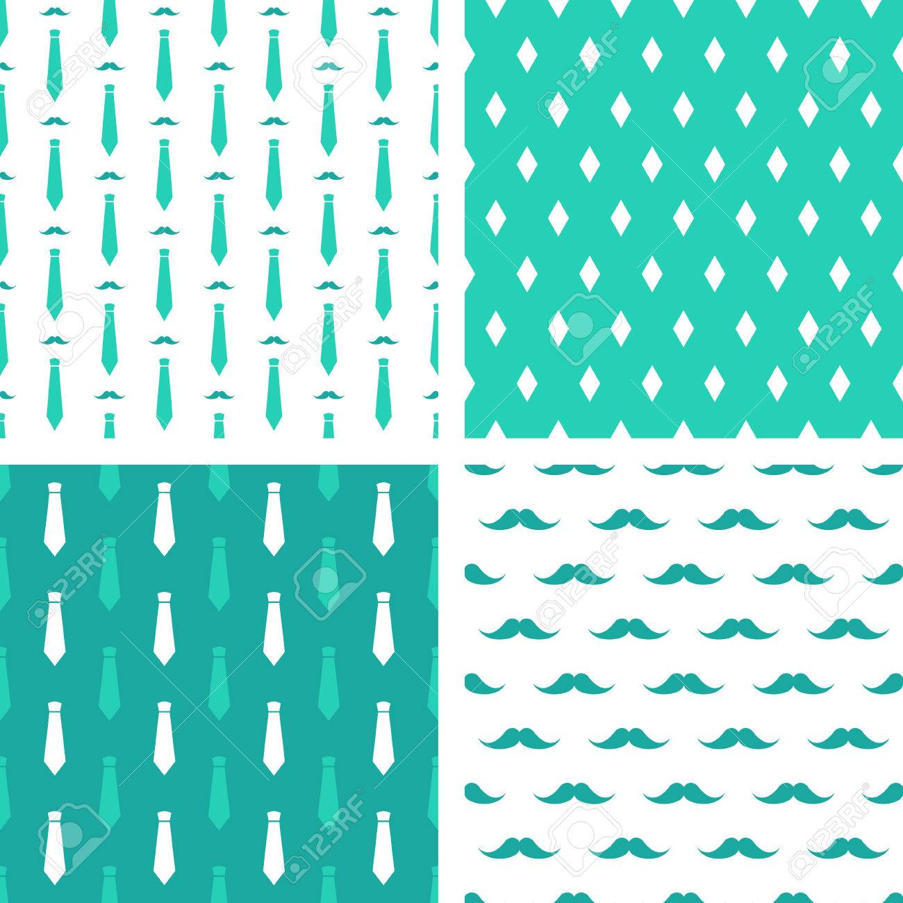graphic regarding Printable Backgrounds identified as Vector hipster routines. Mounted of printable seamless type backgrounds