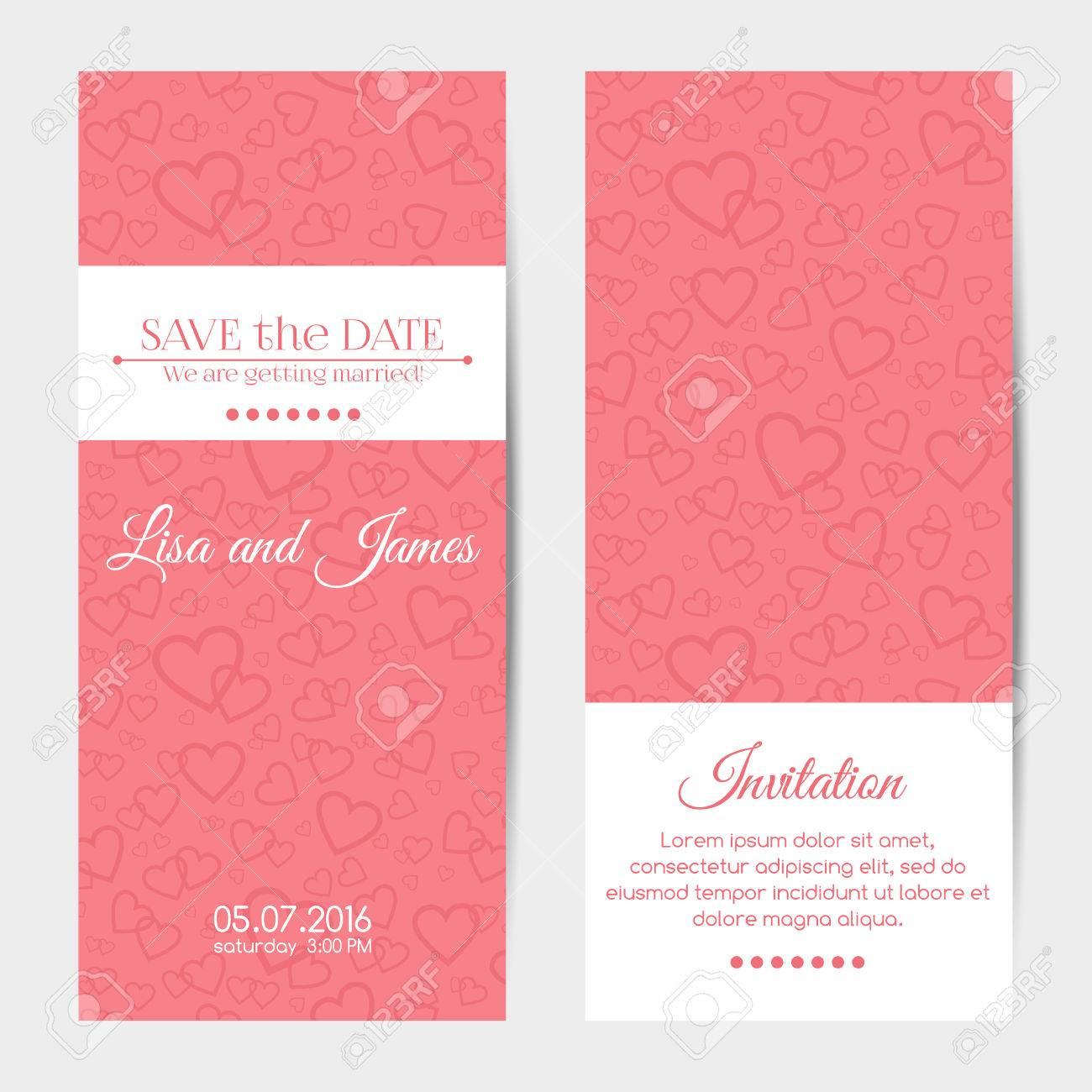 Vertical wedding invitation cards template royalty free cliparts banco de imagens vertical wedding invitation cards template stopboris Gallery
