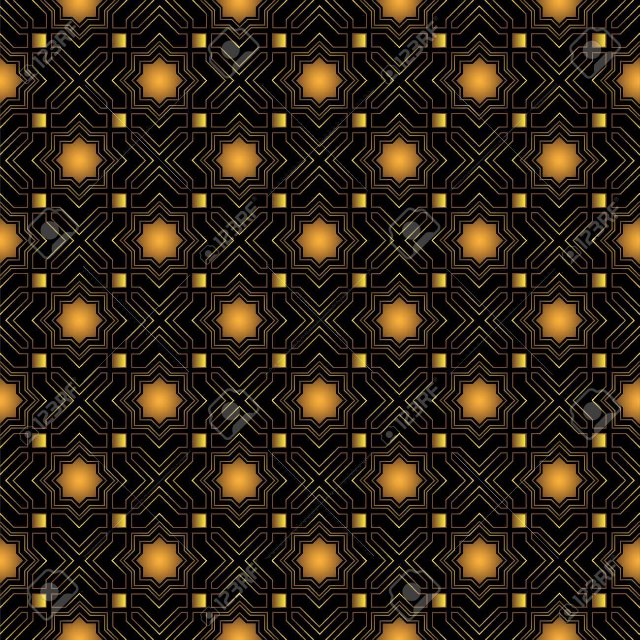 Islamic seamless pattern.Vector eps10 Stock Vector - 12825780