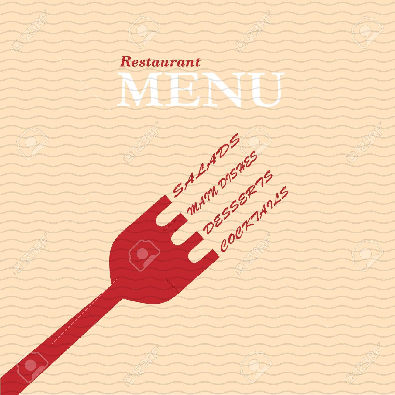 Tolle Restaurant Menü Vorlagen Freies Wort Fotos - Bilder für das ...