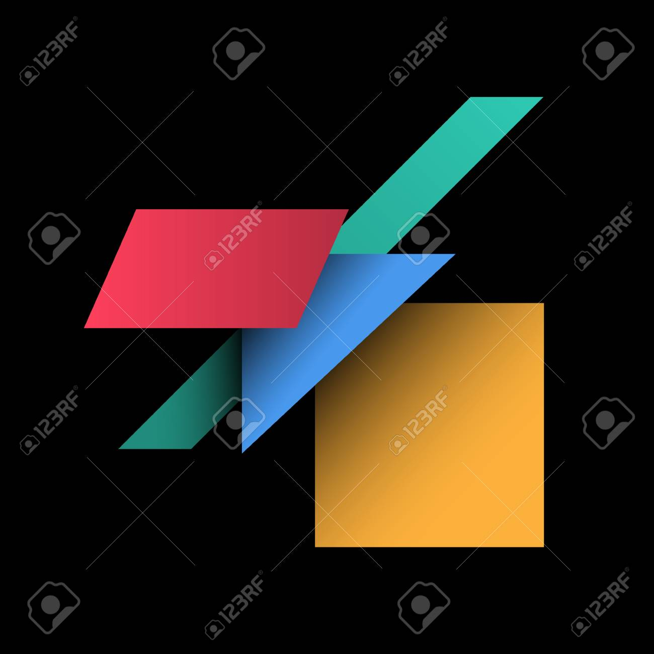 Stylish abstract background for design Stock Vector - 15491768