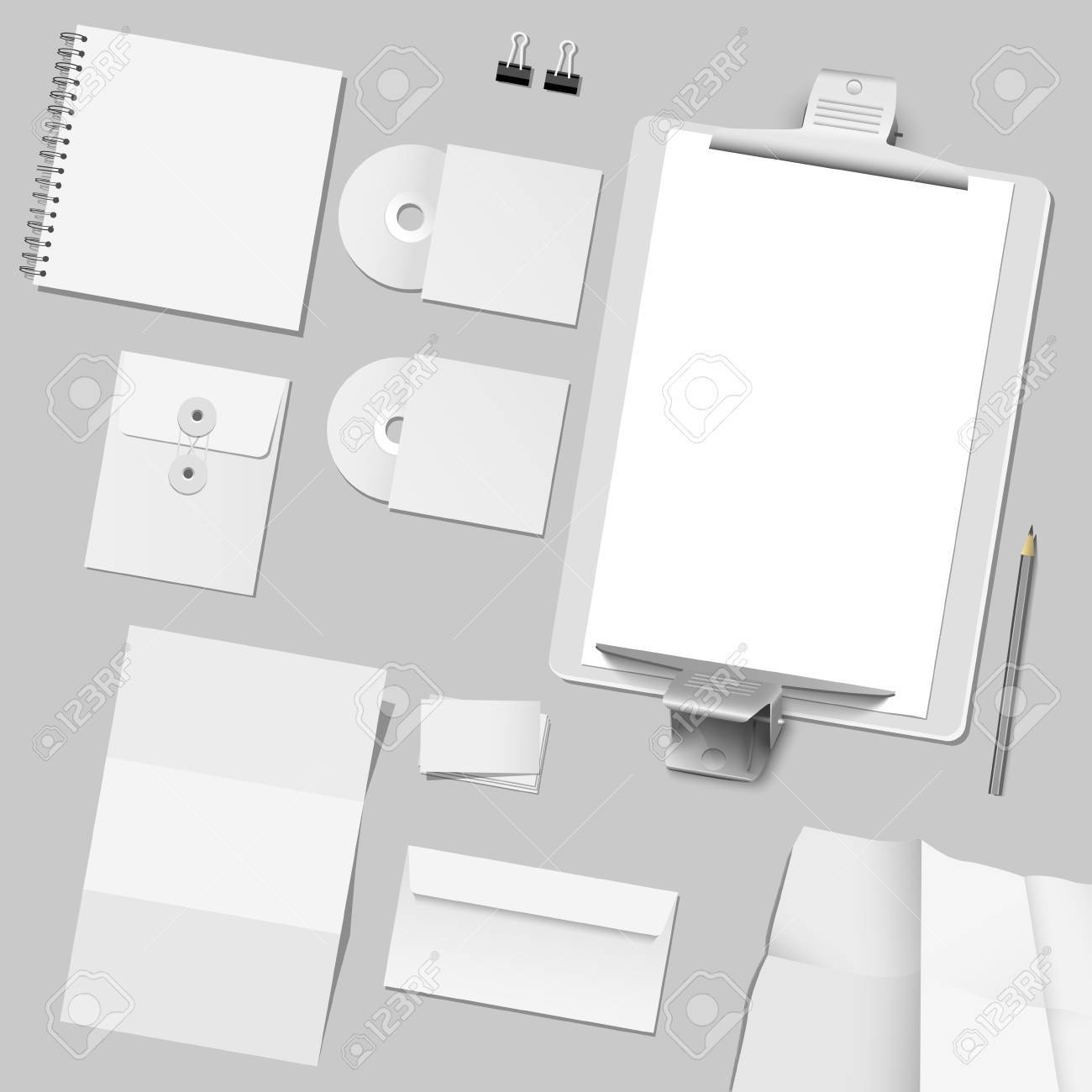 Vector set of corporate template design Stock Vector - 16237871