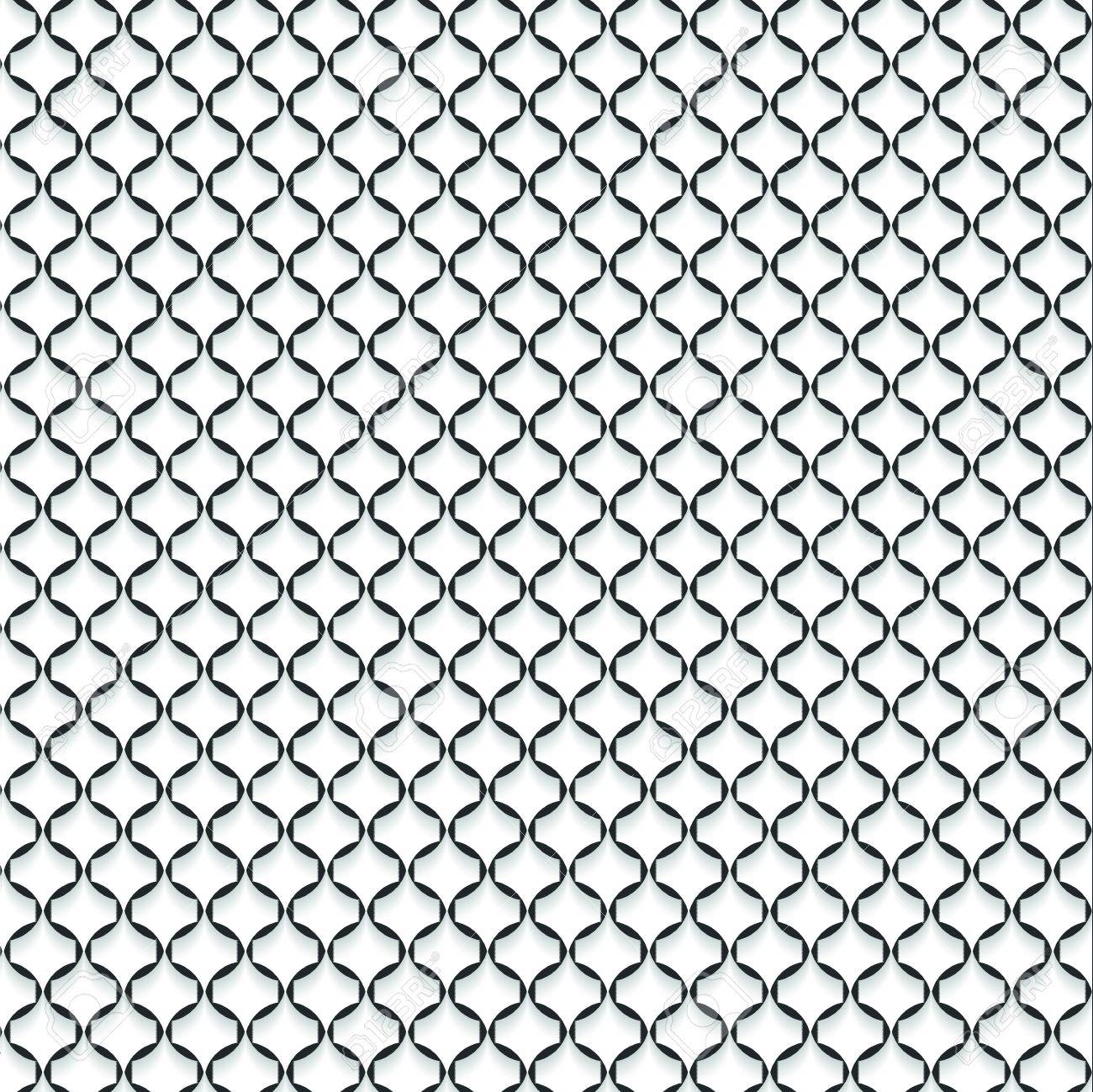 White and black background of textured structure. Stock Vector - 17911834