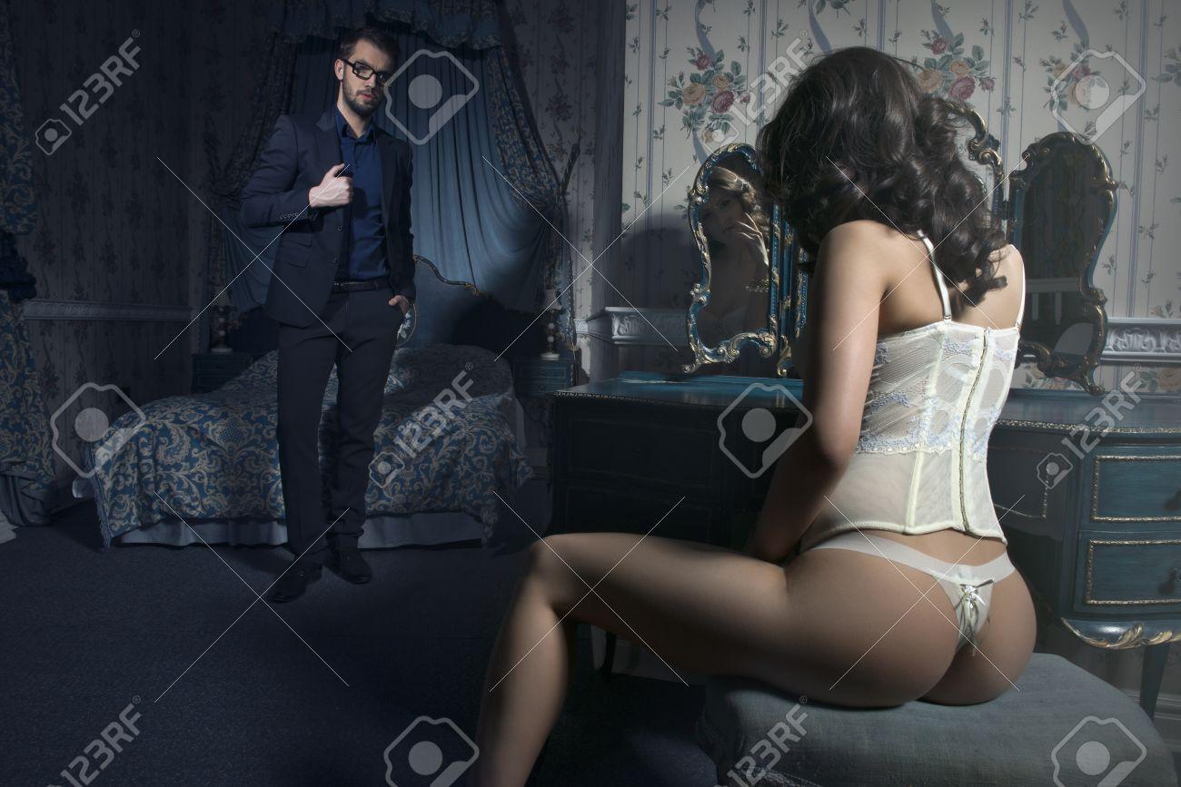 Sexy girls in boyshorts