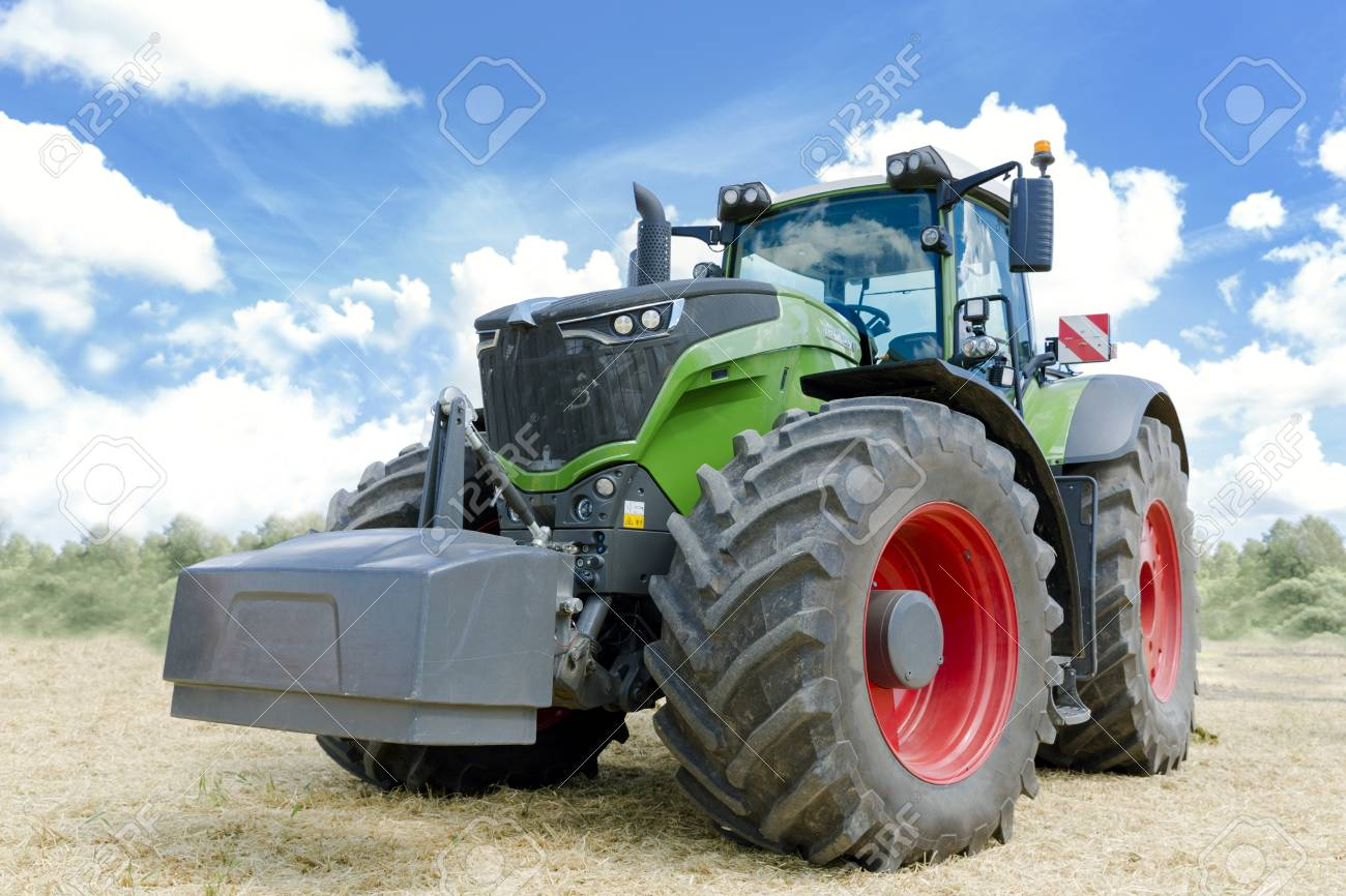 Combine harvester draper head  Agriculture heavy machinery