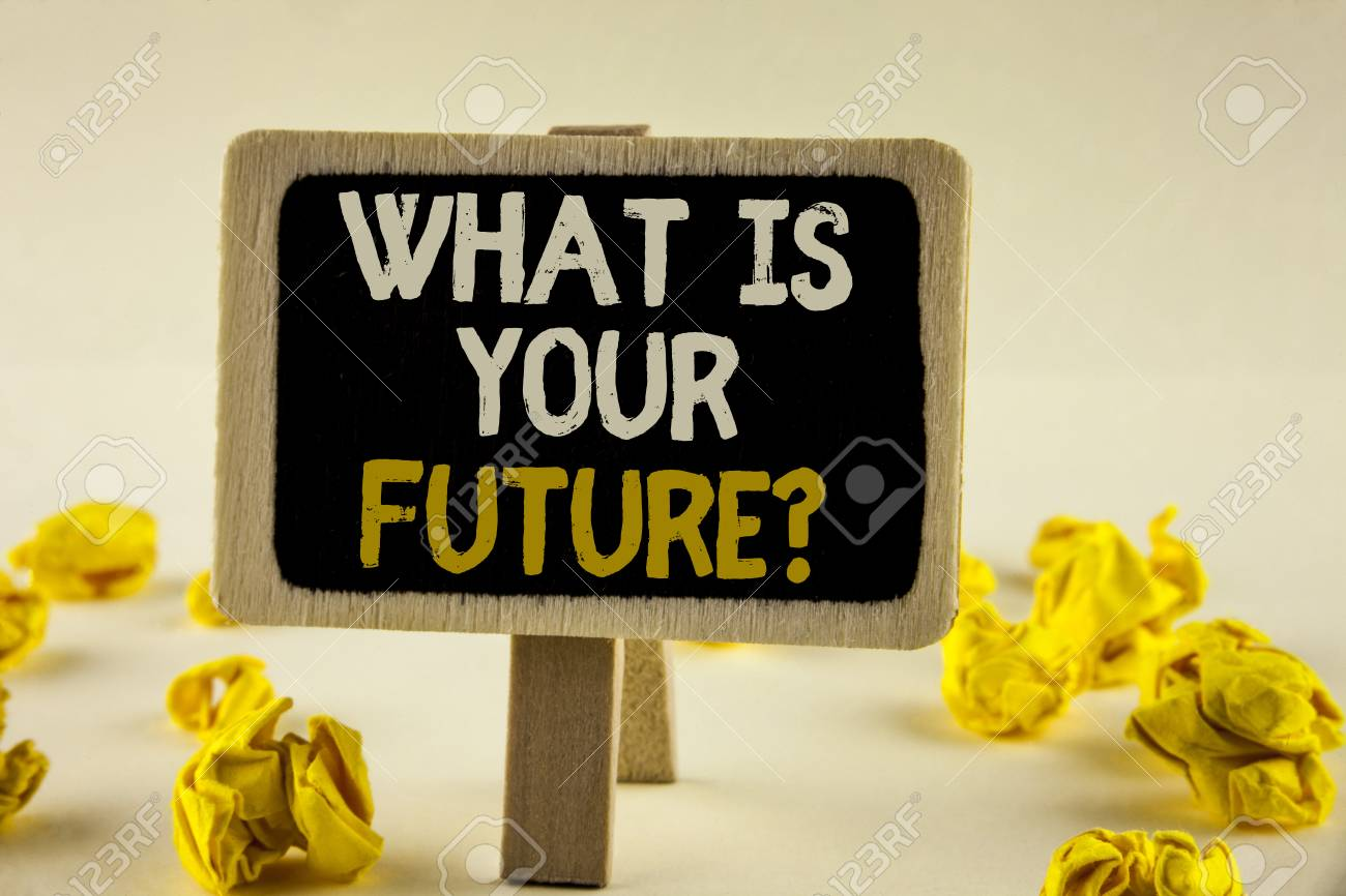 Handwriting text what is your future question concept meaning handwriting text what is your future question concept meaning where do you see yourself in solutioingenieria Gallery