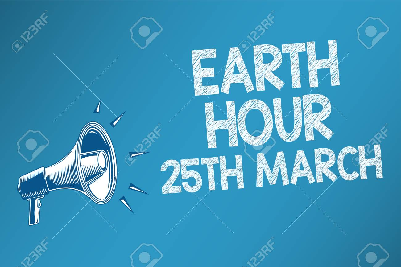 earth hour time