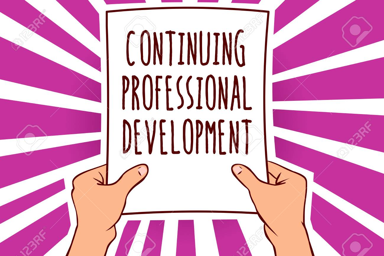 importance of continuing professional development
