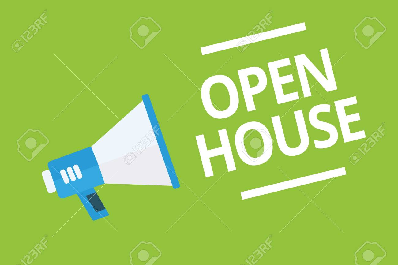 Handwriting text writing open house concept meaning you can stock handwriting text writing open house concept meaning you can come whatever whenever want make yourself solutioingenieria Images