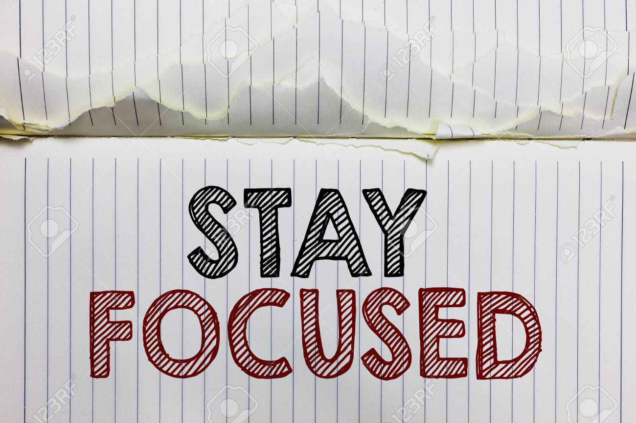 Image result for Be Focused And Attentive