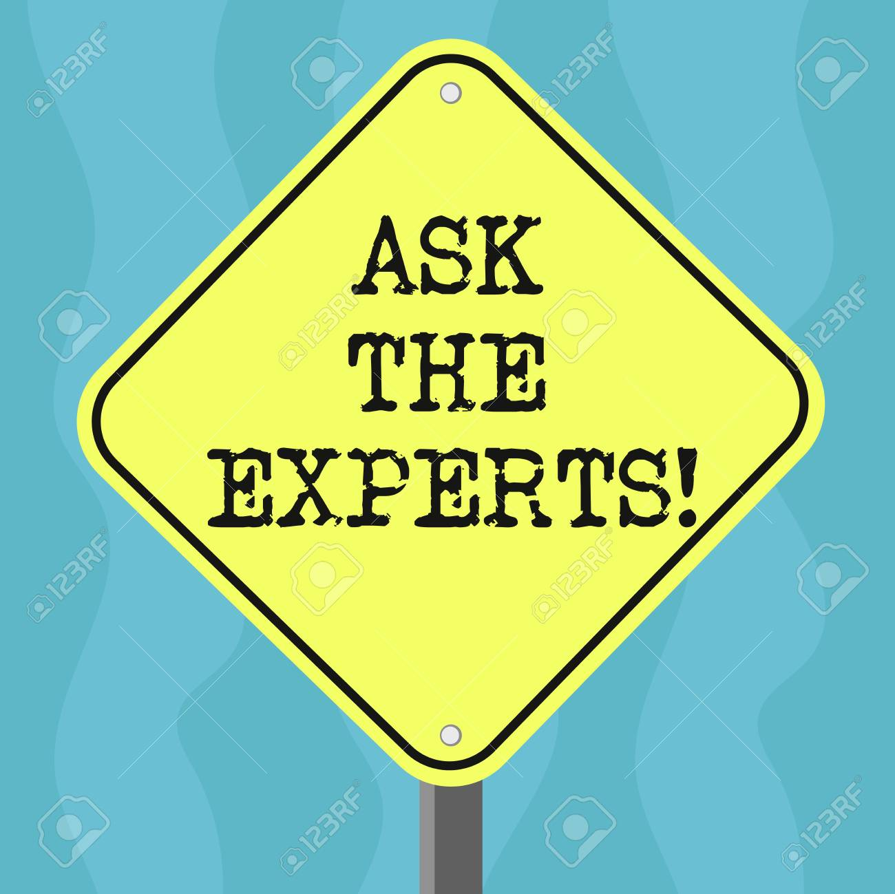 Ask Experts Free One On One >> Conceptual Hand Writing Showing Ask The Experts Business Photo