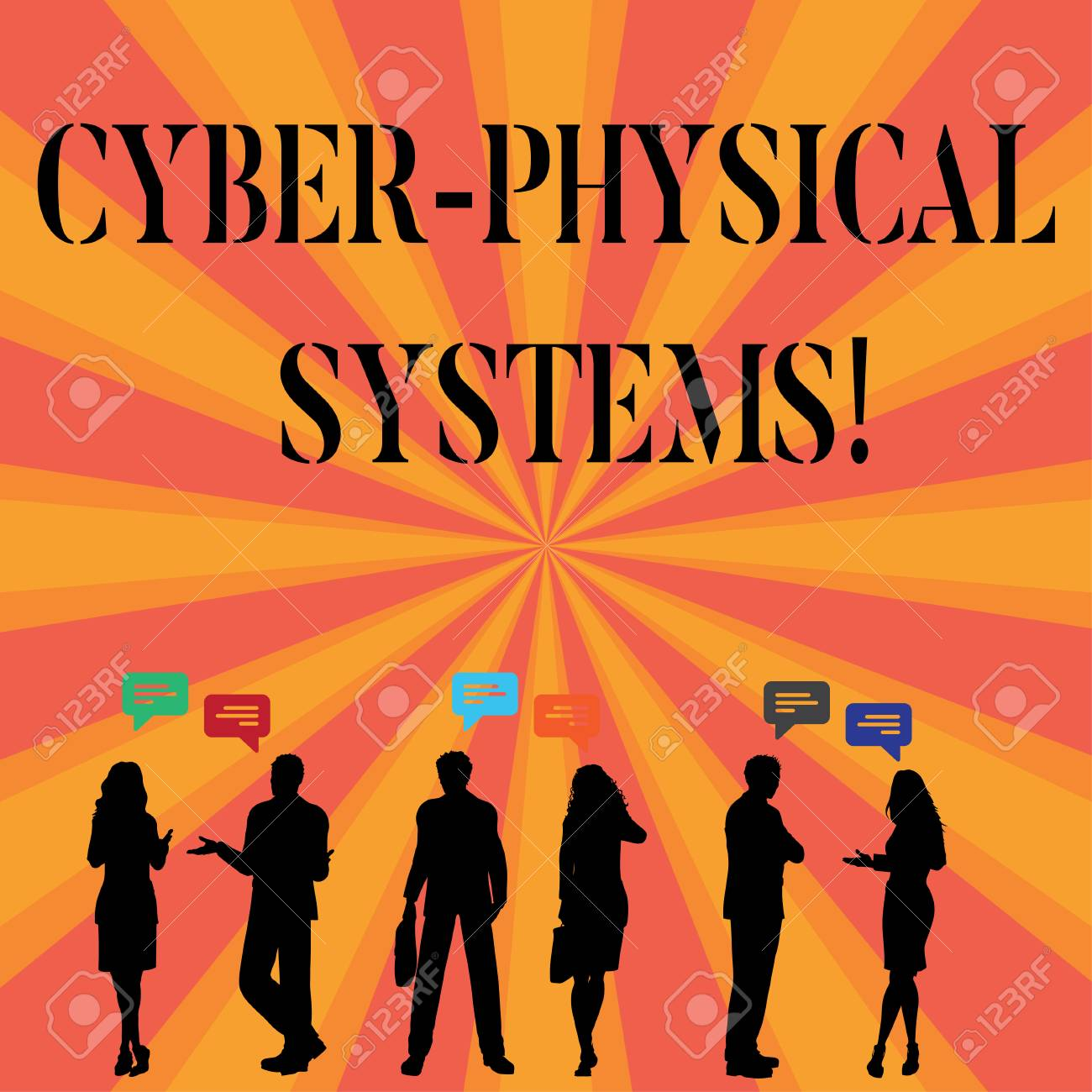 Text Sign Showing Cyber Physical Systems Conceptual Photo Mechanism Stock Photo Picture And Royalty Free Image Image 118098895