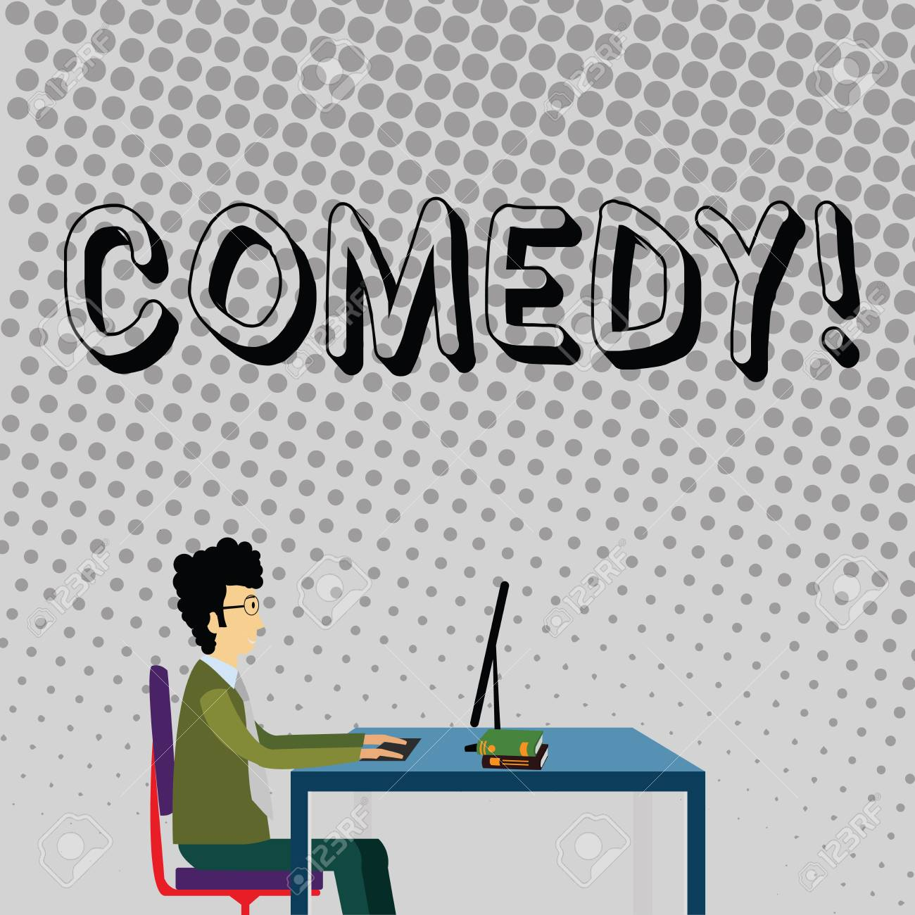 Handwriting Text Comedy Conceptual Photo Fun Humor Satire Sitcom