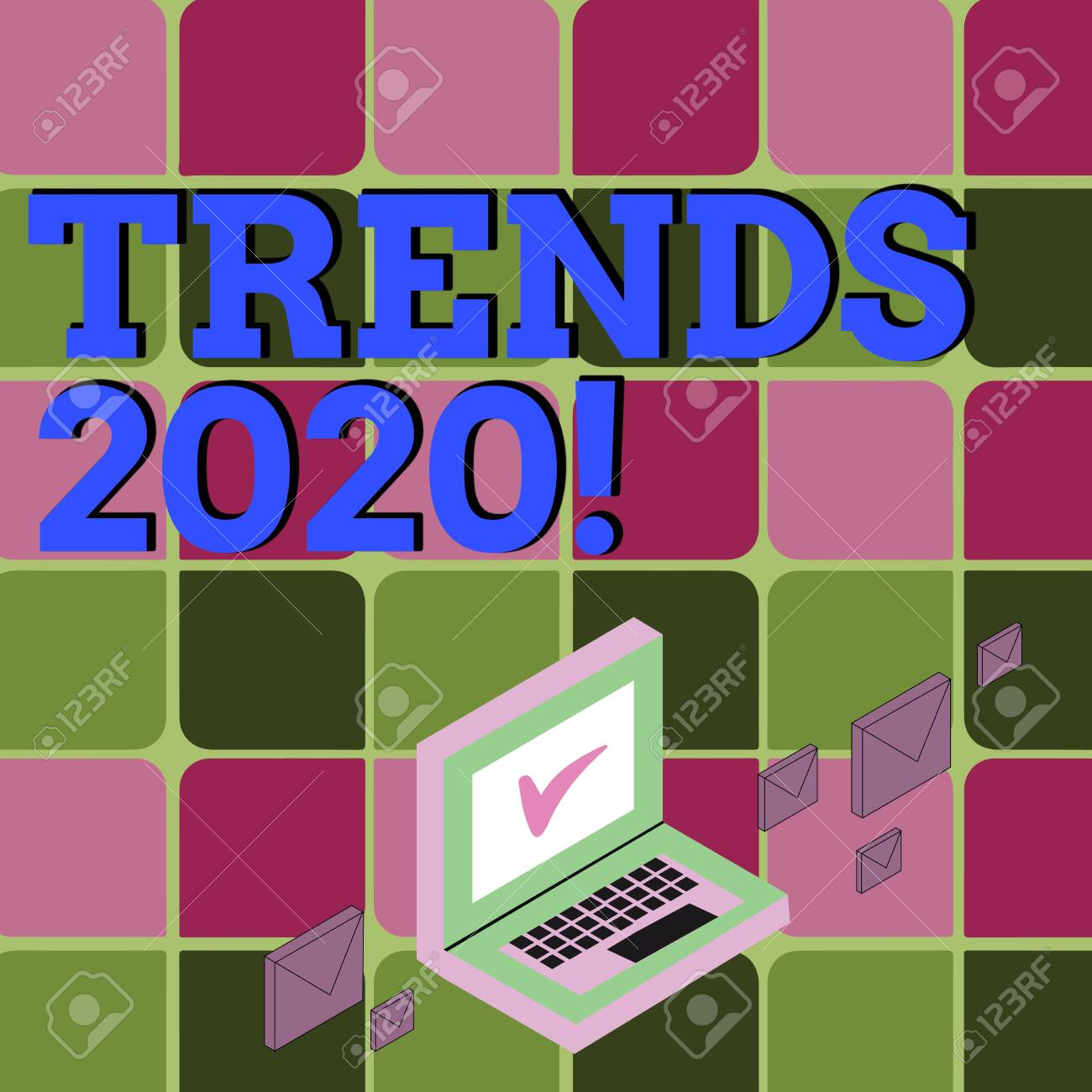 Music Trends 2020.Text Sign Showing Trends 2020 Business Photo Showcasing General
