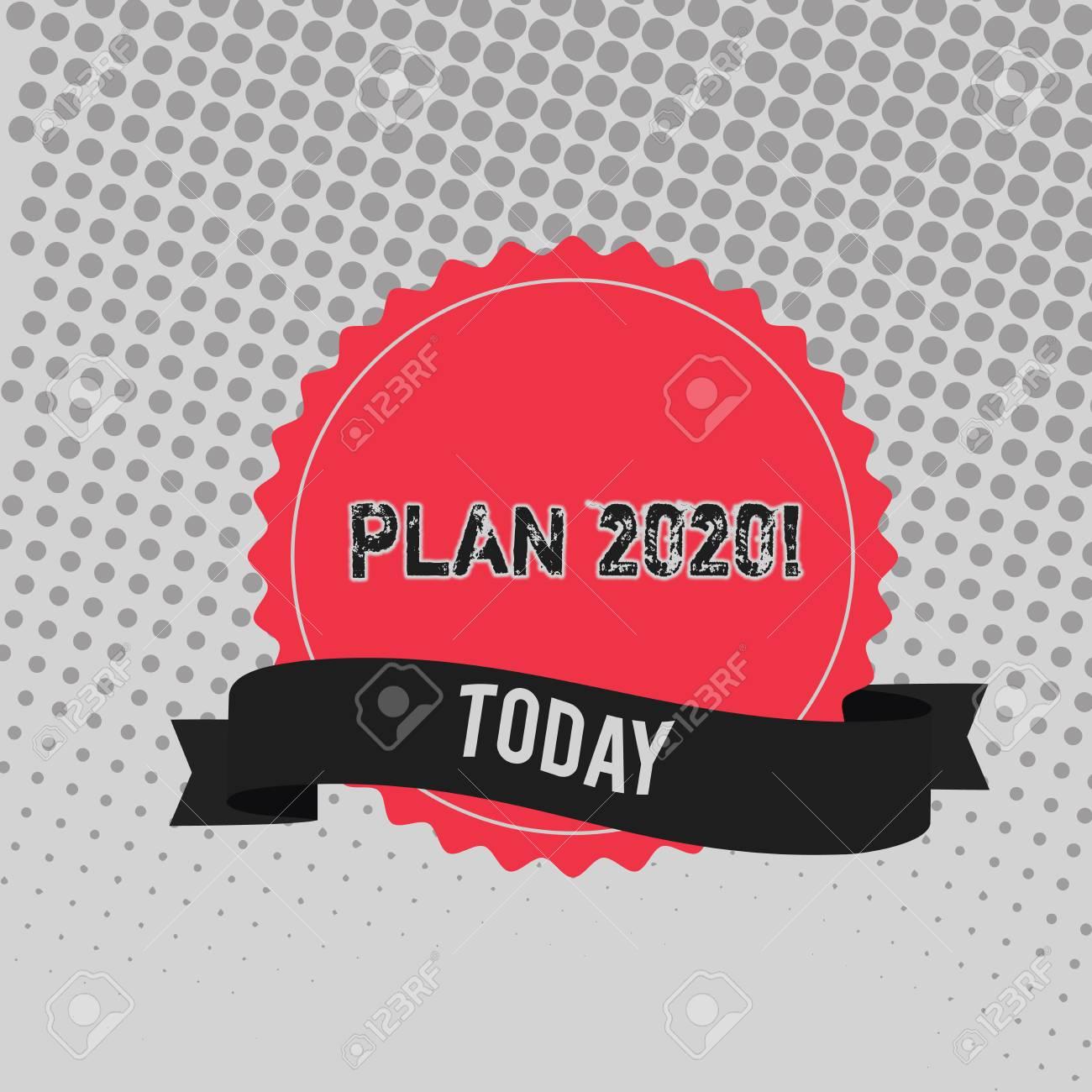 Jagged Edge Tour 2020 Handwriting Text Writing Plan 2020. Conceptual Photo Detailed