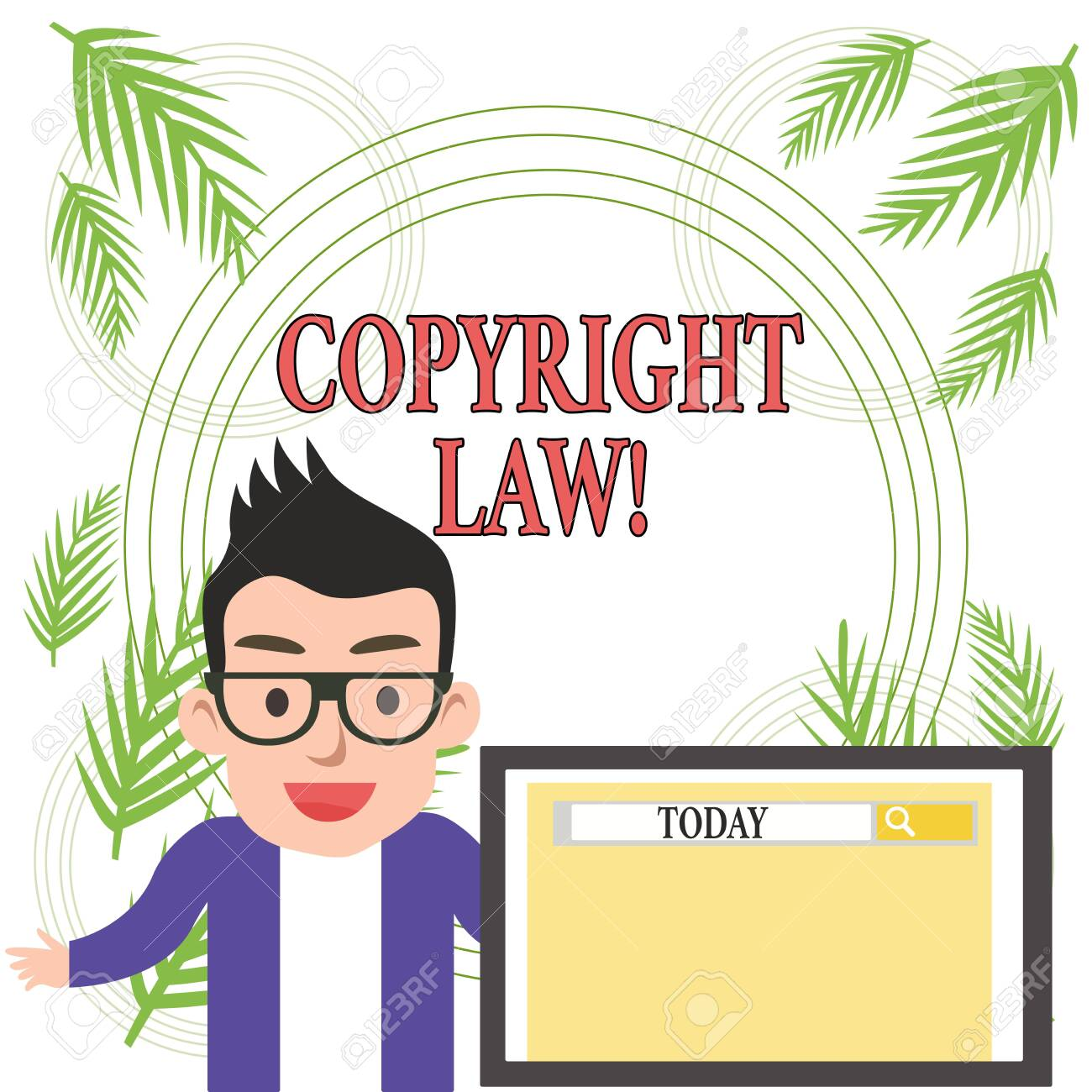 Conceptual Hand Writing Showing Copyright Law Concept Meaning Stock Photo Picture And Royalty Free Image Image 122607098