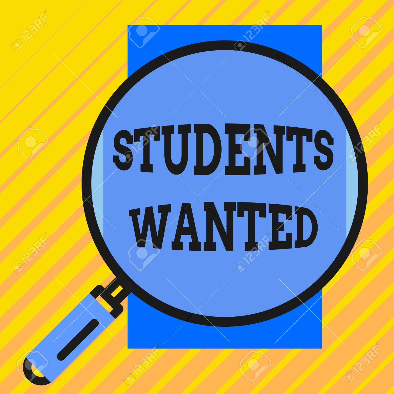 Image result for students wanted!