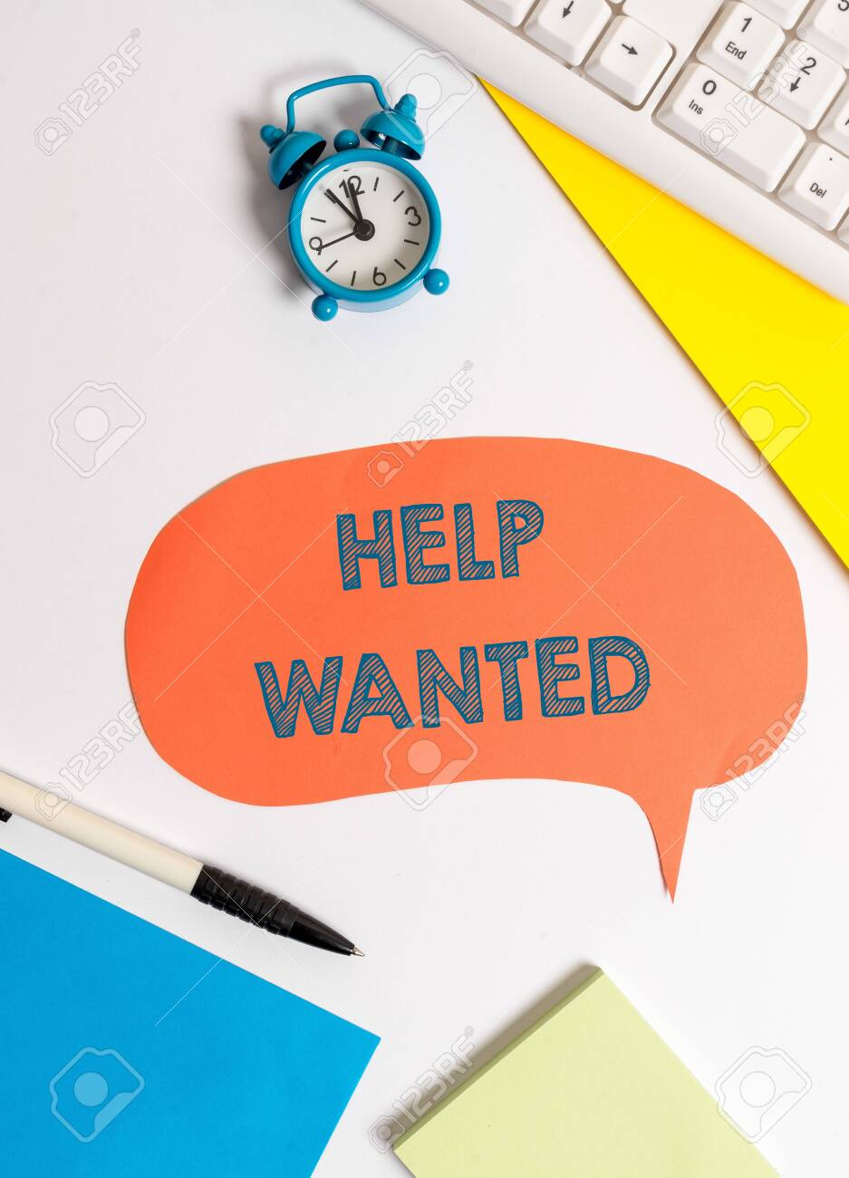 write a business wanted ad