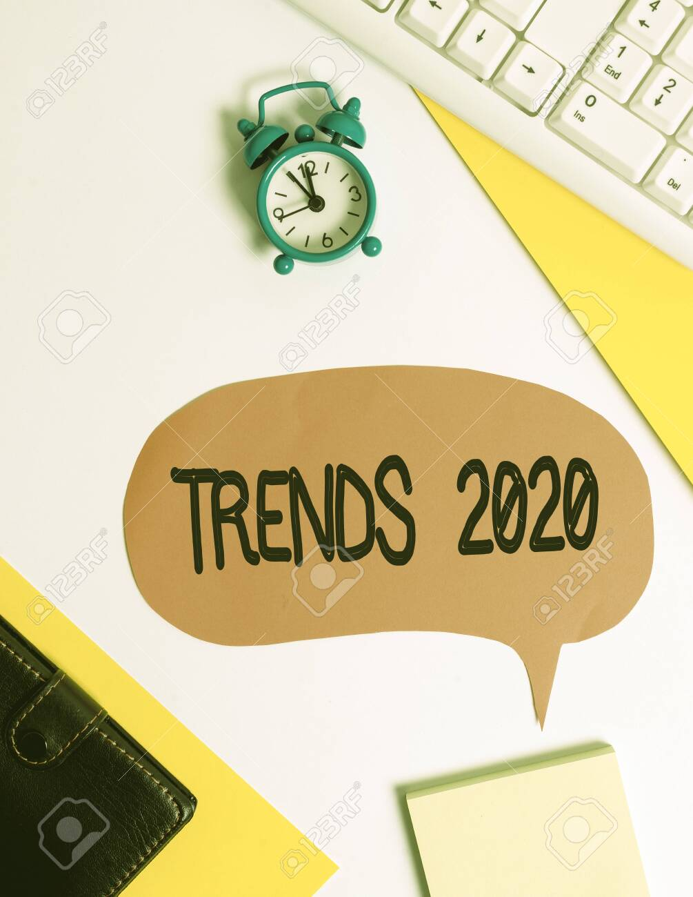 Upcoming Trends 2020.Word Writing Text Trends 2020 Business Photo Showcasing Upcoming
