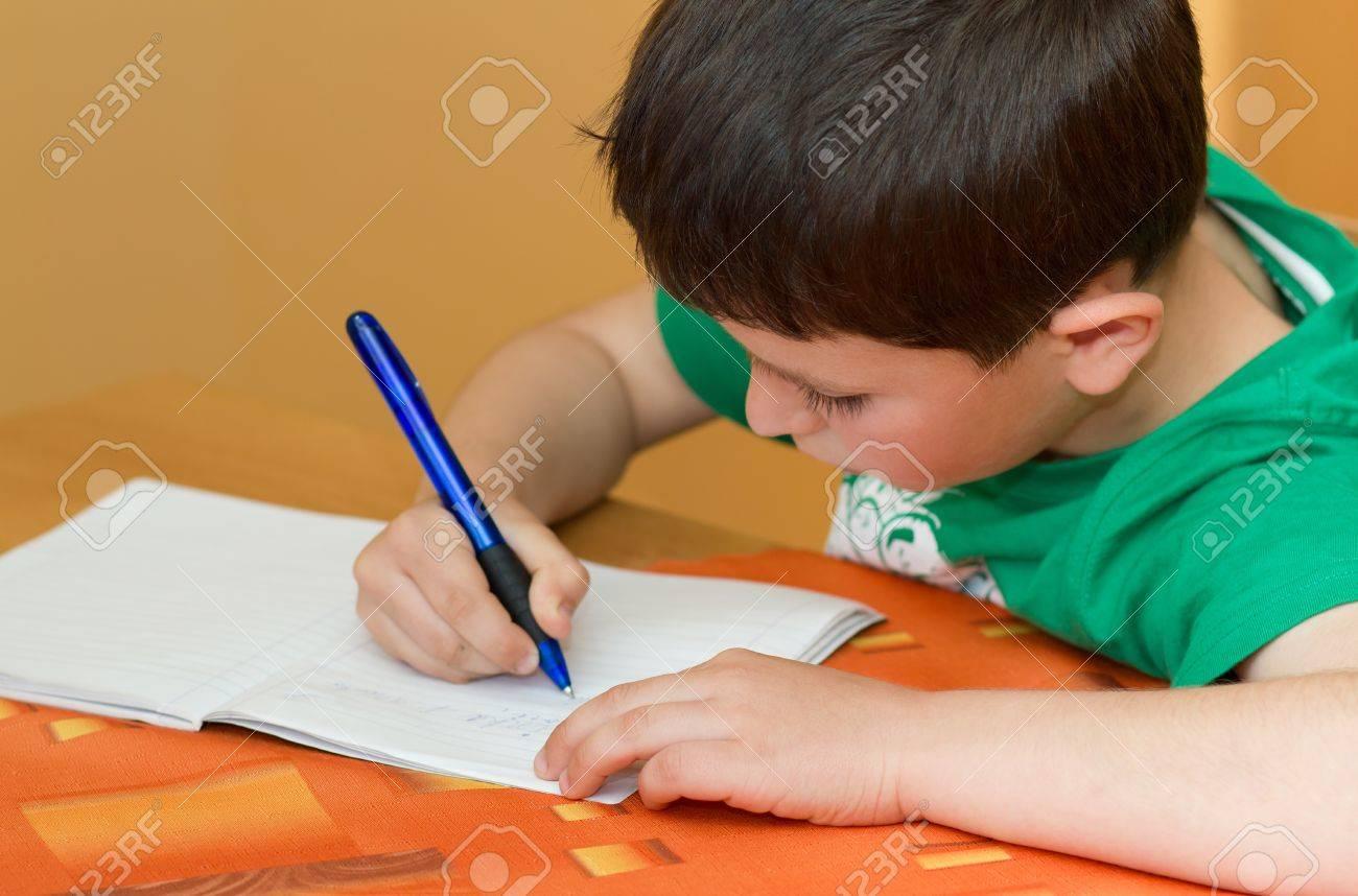 write my home work