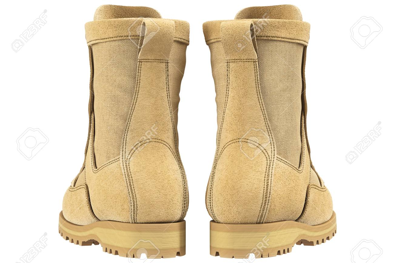 Military Boots Beige Army Gear 62035fca8