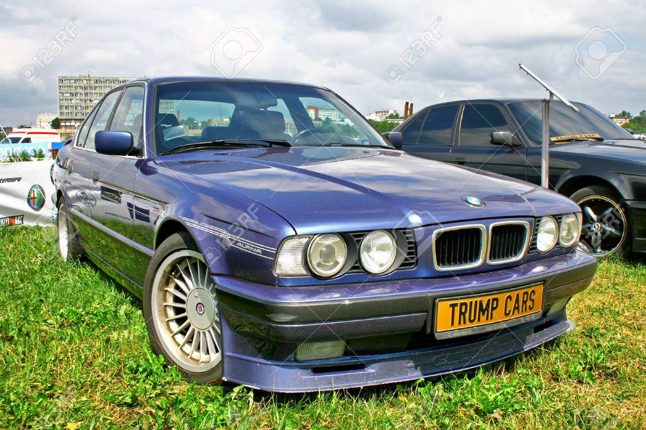 Moscow Russia July 10 German Vehicle Alpina B10 Bi Turbo Stock Photo Picture And Royalty Free Image Image 25475966