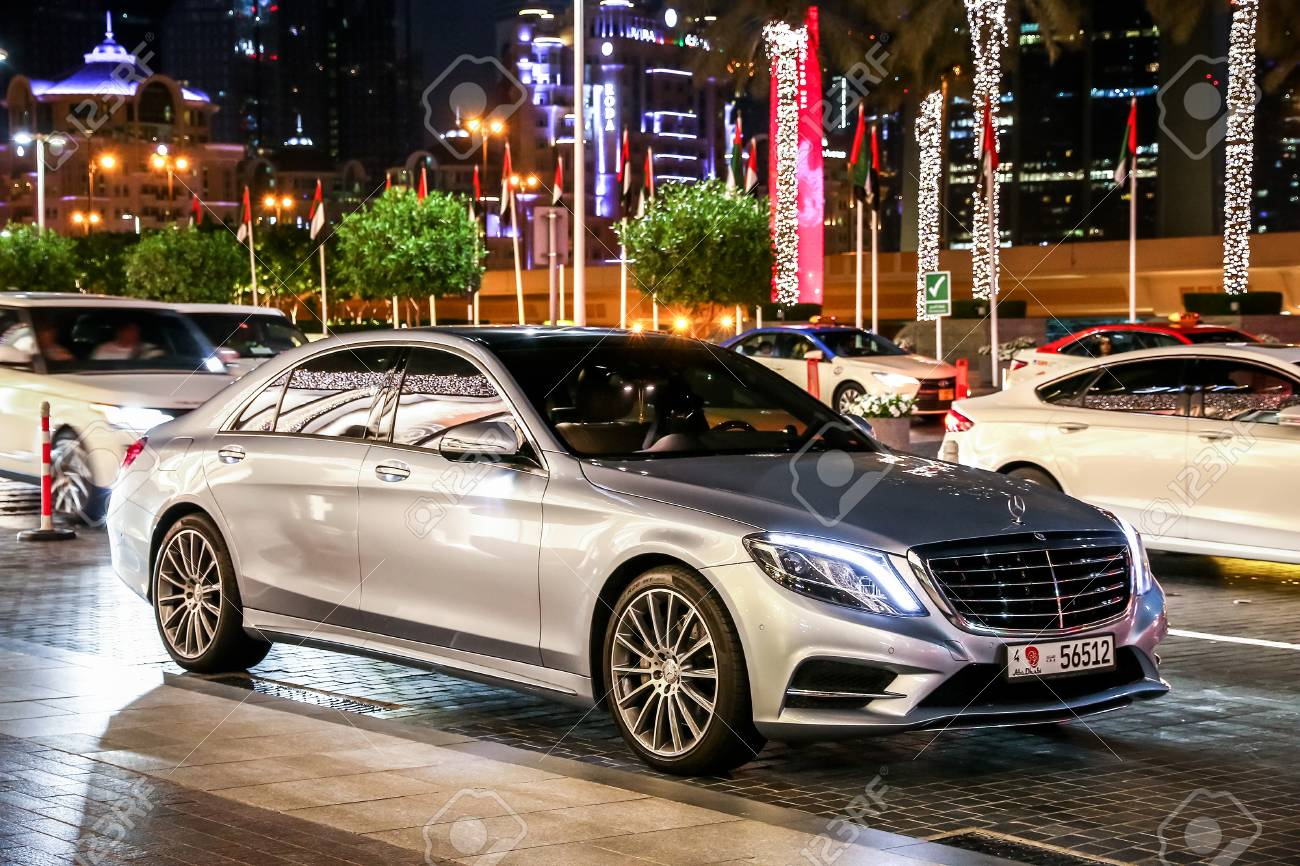 Dubai Uae November 18 2018 Luxury Motor Car Mercedes Benz Stock Photo Picture And Royalty Free Image Image 119315558