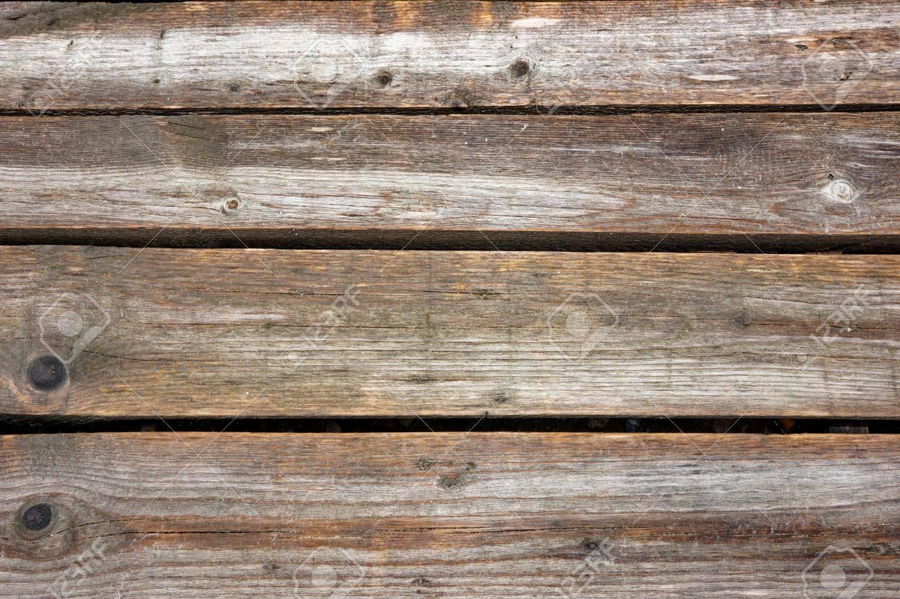 Verbazingwekkend Natuurlijke Unpainted Doorstane Houten Muur Planken Achtergrond EW-24