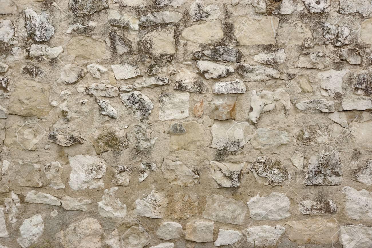 Weiße Steinwand alte weiße steinwand-hintergrund-beschaffenheit mit kopien-raum